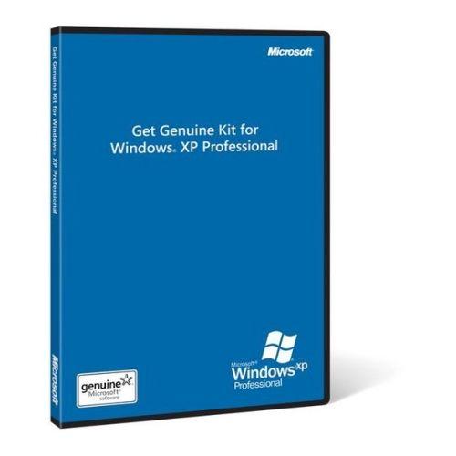 Get genuine kit for windows xp pro sp2 ru 1 license набор для легализации операционной системы